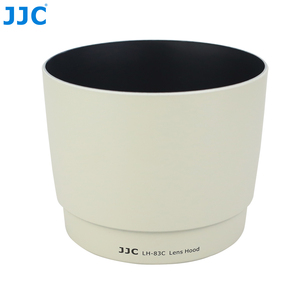 Image 5 - JJC DSLR 카메라 렌즈 후드 그늘 보호대 캐논 EF 100 400mm f/4.5 5.6L IS USM 렌즈 교체 캐논 ET 83C