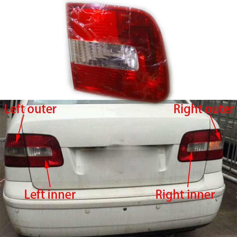 1pcs Lh Rh Rear Outside Light Tail Lamp For Vw Polo Sedan 2002 2003 2004 2005
