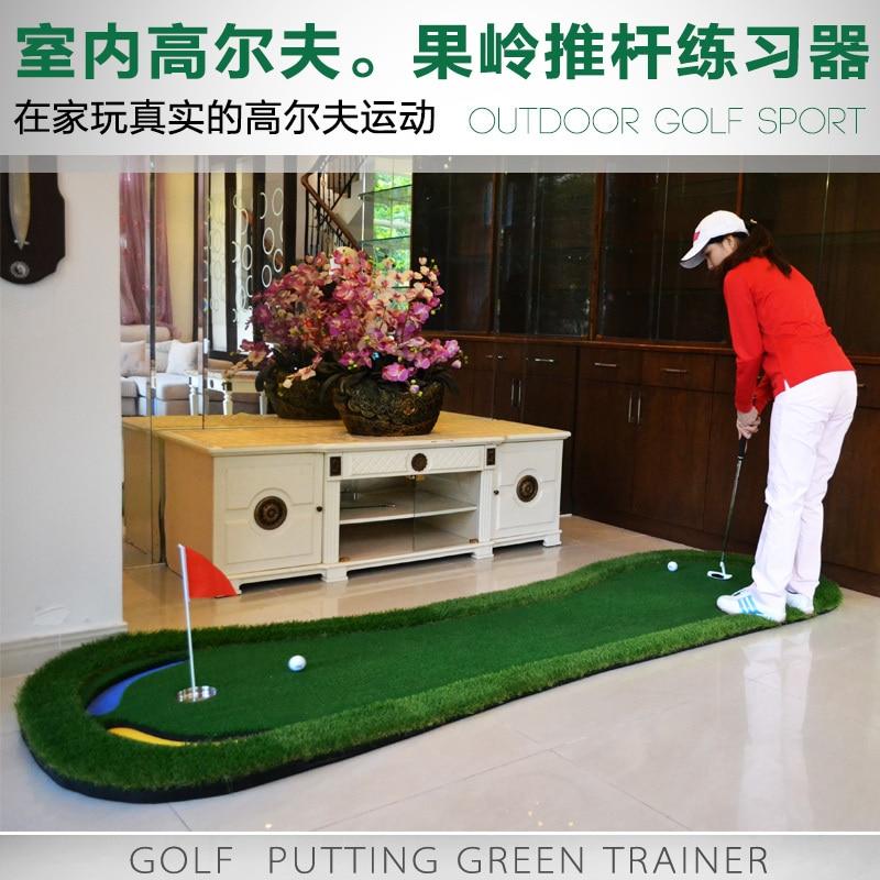 marka PGM, golf qoymaq üçün döşək, Golf Putter Təlimçi, - Qolf - Fotoqrafiya 2