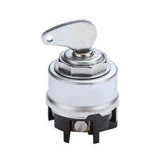 Interruptor de encendido Universal para vehículo, dispositivo de encendido de 24V, 100A, 6 posiciones, Accesorios para Llave de barco