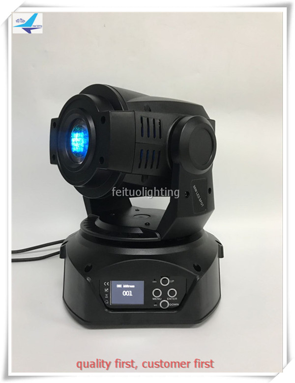 Un-2/lot 90 w tête mobile spot led Professionnel Stade Nuit Club éclairage 90 W LED Moving Head Spot led tête mobile lumière
