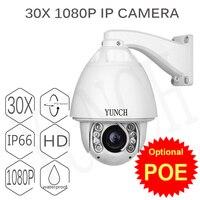 FULL HD 1080P PTZ Ip Camera 30X Zoom CCTV Hikvision Camear Auto Tracking Ptz Ip Camera