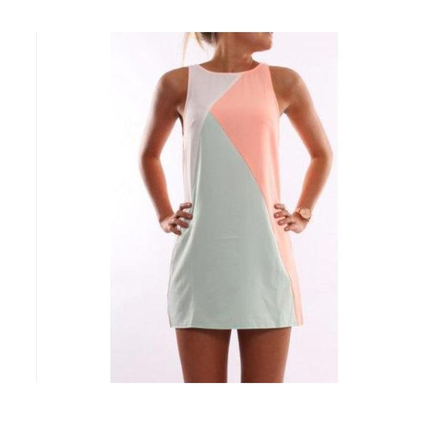 ccafa37f2d 2016 Lato Marka Sukienka Wieczór Elegancki Linii Mini Casual Party Suknie Vestidos  Lato Styl Kobiety Sukienka 2016 sukienka