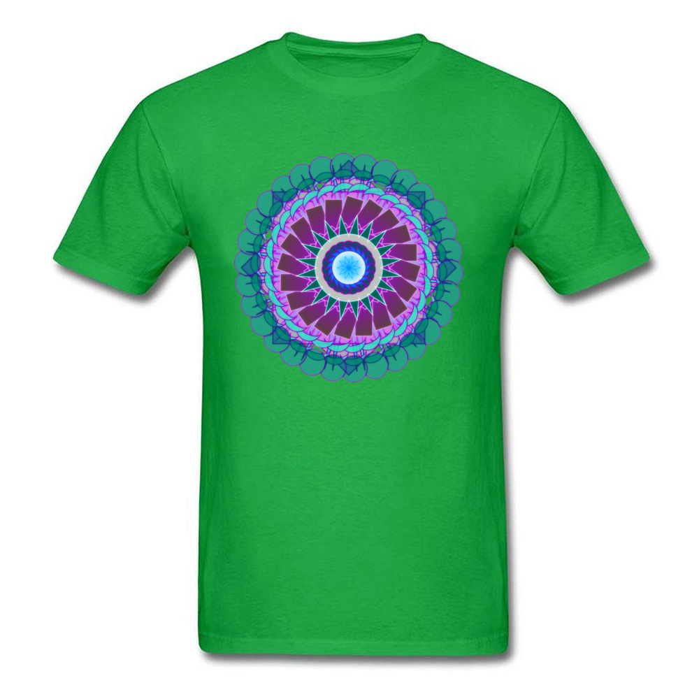 Mandala - Essence of Fluorite_green