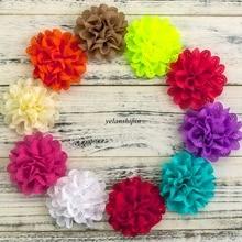 Flowers For Silk Hair