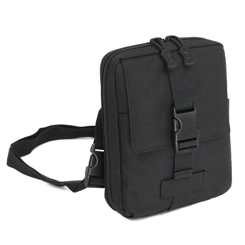 Prix pour Multi sac À Bandoulière polyvalent Nylon Camo MOLLE Affiliés En Plein Air Multifonction Hanging sac Tactiques pack