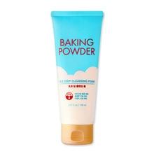 Cosmetics Baking-Powder Facial-Cleanser Face-Skin-Care Foam Deep-Cleansing Korean BB