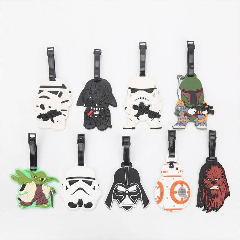 Star Wars Luggage Tags