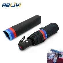 Полностью автоматический складной зонт Для мужчин и Для женщин для BMW E60 E90 F10 F22 F30 F15 E63 E64 E65 E86 E89 E85 E91 E92 E93 F02 M5 E61 F01