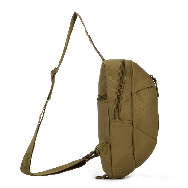 Högkvalitativ nylonborstväska Militär midjepack Vattentät - Bälten väskor - Foto 5