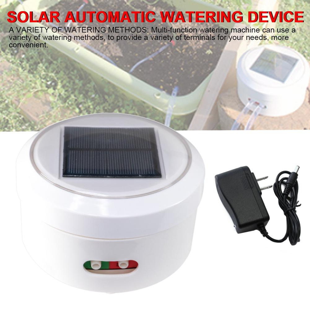Solar Energy Intelligent Timing Garden Automatic Watering Device Plant Drip Irrigation Tool Water Pump Sprinkler Micro System 25Solar Energy Intelligent Timing Garden Automatic Watering Device Plant Drip Irrigation Tool Water Pump Sprinkler Micro System 25