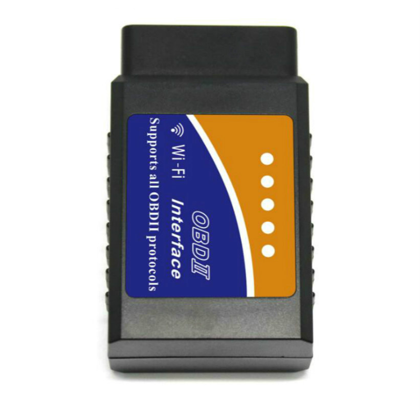 ELM327 OBD2 Bluetooth/WIFI V1.5 mit PIC18F25K80 Auto Diagnose <font><b>OBD</b></font> <font><b>2</b></font> ULME 327 Scanner <font><b>WI</b></font>-<font><b>FI</b></font> Für Android/IOS /Windows 12 V Diesel image