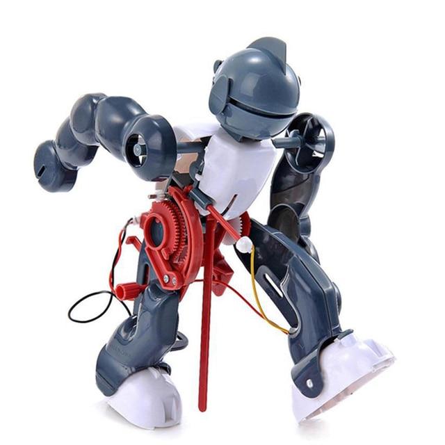 Tumbling Robot Toys For Boys Electronic Experiment Machine Robotics