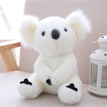 2018 Plush Toys Koala Doll Child Birthday Gift Freebie Dinosaur Teddy Bear Soft Pug Panda Fox Stitch Spo
