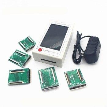 TV160 Generación de LVDS convertidor de giro VGA con la pantalla LCD/LED TV comprobador de placa base placa principal herramienta