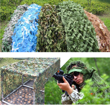 Hunt Camo Net Woodland Jungle Camouflage Blind Sun Shelter Decoration 1.5Mx5M Fishing Military Hide Car Covers Tent