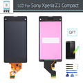 "AAA 4.3"" pantalla LCD for Sony Xperia Z1 Compact Mini M51w D5503 LCD Display Touch Screen Digitizer Assembly Black"
