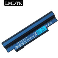 WHOLESALE 6 Cells Laptop Battery For Acer Aspire One 532h All SeriesUM09H31 UM09H36 Free Shipping