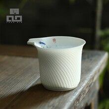 Coffee & Tea Tools,Handpainted Pitcher Ceramic Mugs of Chahai,Ceramic Strainer Infuser,Freeshipping