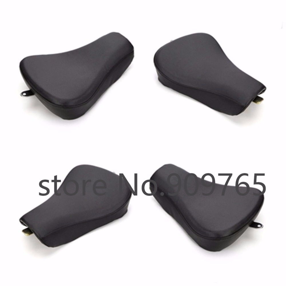 Front Driver Solo Seat Pillow For Harley Iron 883 Sportster 1200 Forty Eight Seventy Two