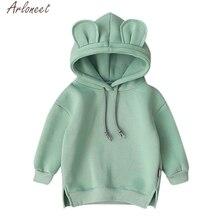 Sweatshirts Hoodies Girl Baby Kids Cartoon Boy Ear Toddler ARLONEET for X27s 3D Cute