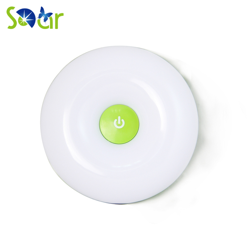 Dimmable 0.84W Low Consumption Mini Donuts USB Hand Touch Lamp LED Desk Light Charging Touch Sensor Novelty Night light