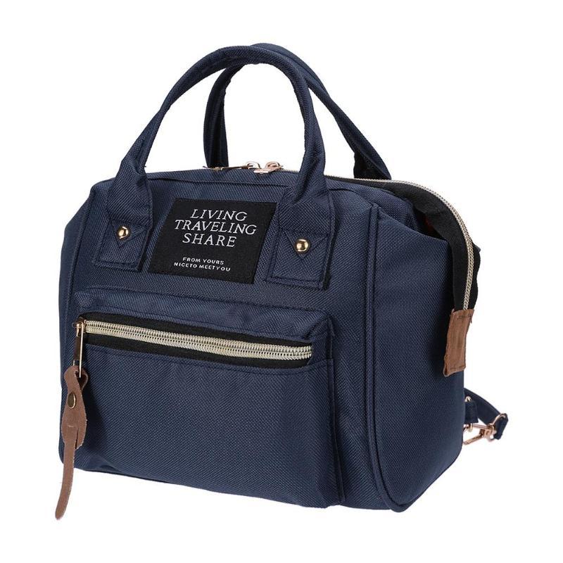 HTB1knzBXE rK1Rjy0Fcq6zEvVXai Zipper Mummy Diaper Bags Maternity Shoulder Handbags Large Capacity Women Travel Backpacks Waterproof Baby Nappy Nursing Bags
