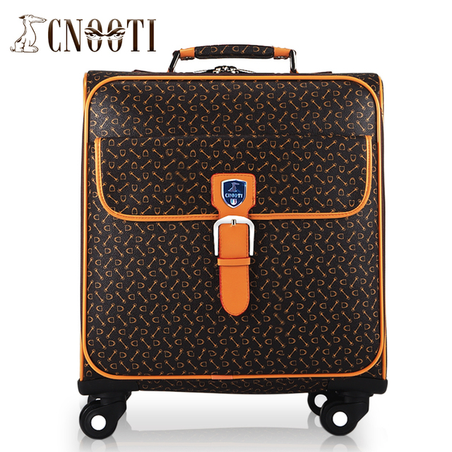 c01d39c1c2aba Business casual male women s universal wheels trolley luggage bag travel  bag waterproof luggage