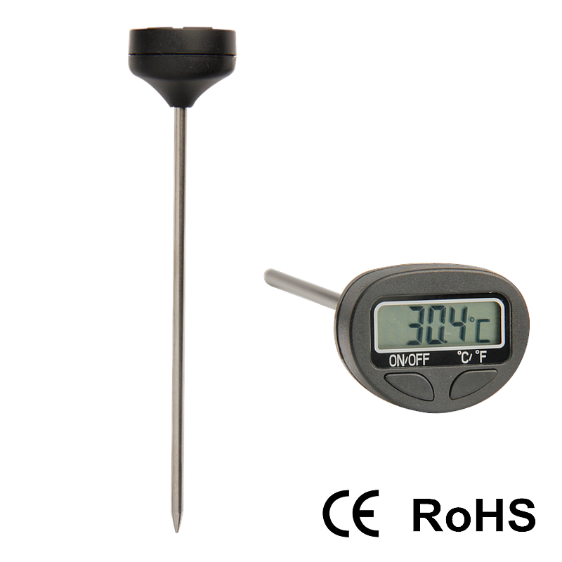 Household digital instant read thermometer digital cooking for Cuisine instrument