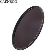 Filtro de câmera de vidro óptico nd1000 densidade neutra 67mm 72mm 77mm 82mm para canon eos nikon sony slr lente da câmera digital filtro
