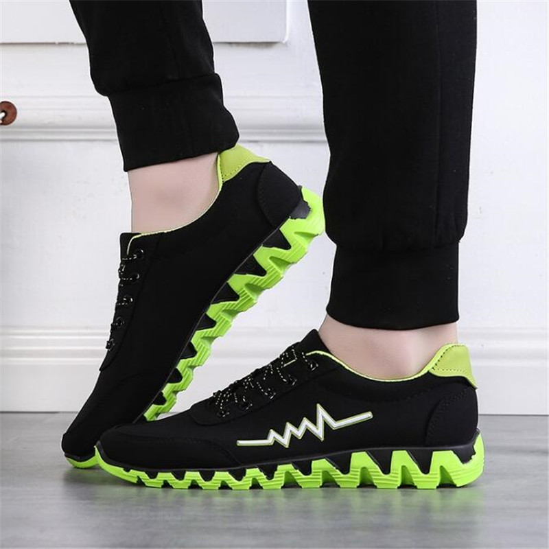 Factory Price Sneakers Men running shoes Athletic jogging ...