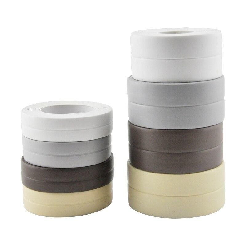 PVC Caulk Strip Seam Joint Caulkstrip Tub Surround Sealer Trim 38mm x 2.8m / 3.2m White Gray Beige Brown Blue Green Pink платье seam seam mp002xw18ui0