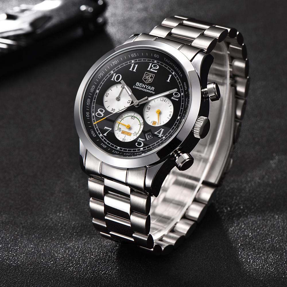 BENYAR-Luxury-Brand-Chronograph-Men-Sports-Watches-Waterproof-Full-Steel-Leather-Quartz-Men-s-Watch-Relogio (2)