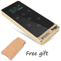 Gốc RUIZU X05 HIFI MP3 Player 8 GB Nút Cảm Ứng Âm Thanh Lossless 1.1 inch Màn Hình Hỗ Trợ FM, E-Book Ghi Âm Music Player