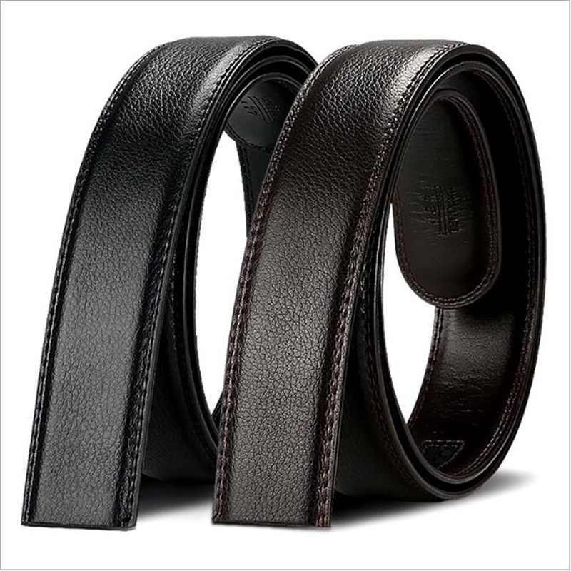 2017 fashion leather Automatic business belts