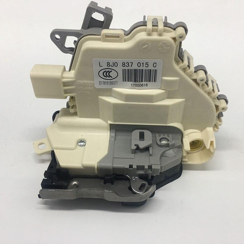 Front Left Door Lock Actuator for Audi A1 A4 A5 A6 Q5 Q7 OEM 8J1837015C/E 8KD837015 (7 pin)