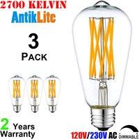 AntikiLite CRI 80 82 Super Warm White 2700 2200 K 25 40 60 75 Watt Incandescent