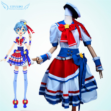 Pripara Dorothy West Dress Cosplay Costume , Perfect Custom For You !