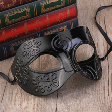 Маскарадный костюм для мужчин и женщин, мягкие вечерние венецианские маскарадные маски, маска для глаз злодей, вечерние принадлежности для сцены