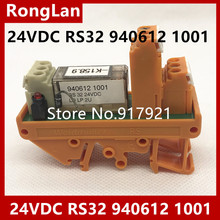 [ZOB] RS 32 LD LP 2U 24VDC RS32 series 9406121001  --3pcs/lot
