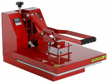 Iron Press Machine Vinyl Heat Transfer Used t shirt Heat Press Machine