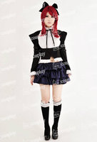 Fairy Tail Erza Scarlet Beauty Contest Cosplay Costume