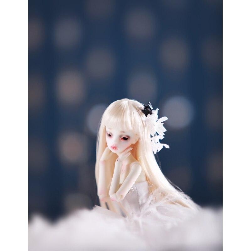 AoaoMeow 1/8 BJD doll Eugenia aoaomeow bjd doll 1 8 smile meng