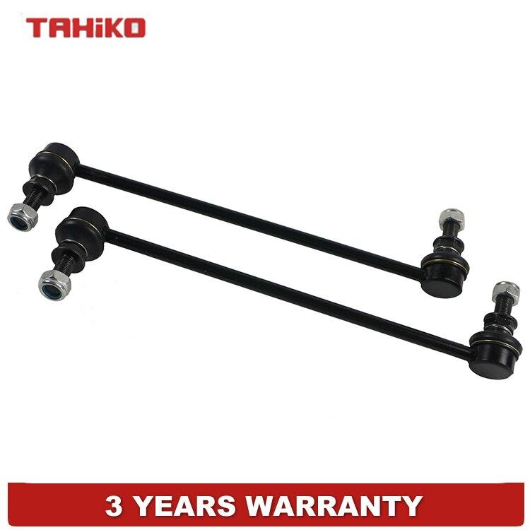 2 stücke stabilisator link Sway Bar Anti Roll Drop Links für Nissan Murano Qashqai X-Trail Renault Koleos, 54668-JD00A
