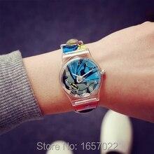 children lovely batman cartoon style waterproof wristwatches for kids relojes de moda with japan movement gift watches