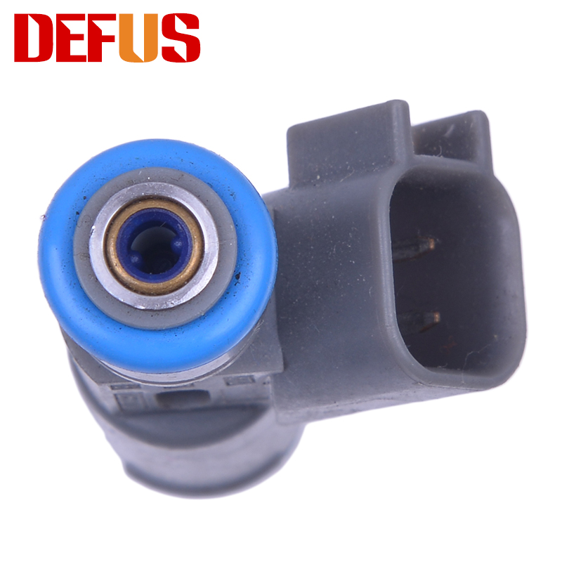 DEFUS 8x Fuel Injectors Denso 4670 OEM 12582704 For Saturn