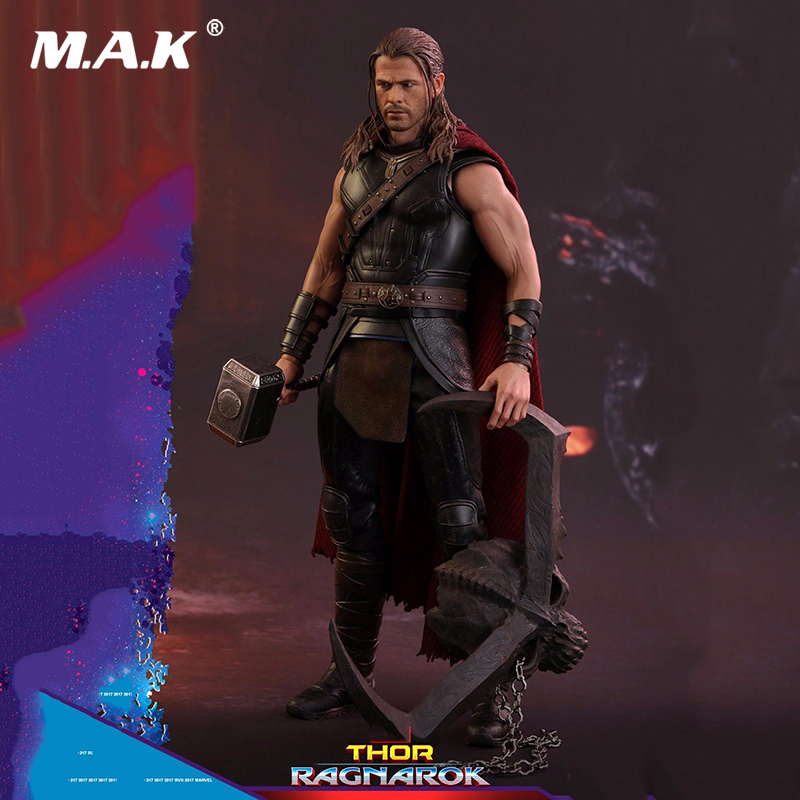 MMS416 Thor: Ragnarok 1/6th scale Roadworn Thor Collectible Figure for Collection