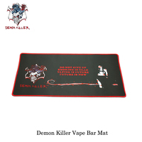 electronic cigarettes Demon Killer Building Mat Natural Rubber BAR MAT VS Coil Master Building Mat PC Gaming Style Mouse Vape