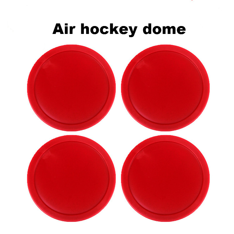 1Pcs Foreign Trade Hot Ice Hockey Table Plastic Accessories Air Hockey Table 82mm Ice Hockey Tablets image