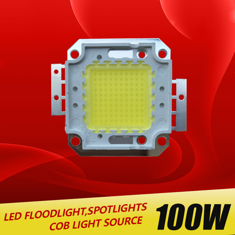 1Pcs Full 100W LED Integrated Chip light Source IC 10000LM High Power lamp 30-32V 24*44mil Epistar SMD COB Floodlight Bulb бесплатная доставка integrated circuit ds1744w 120ind ic rtc ram y2k 3 3 в 120ns 28 edip 1744 ds1744 1 шт